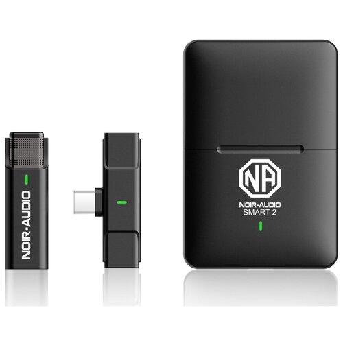 Беспроводной микрофон NOIR-audio Smart 2 для устройств с Type-C разъемом