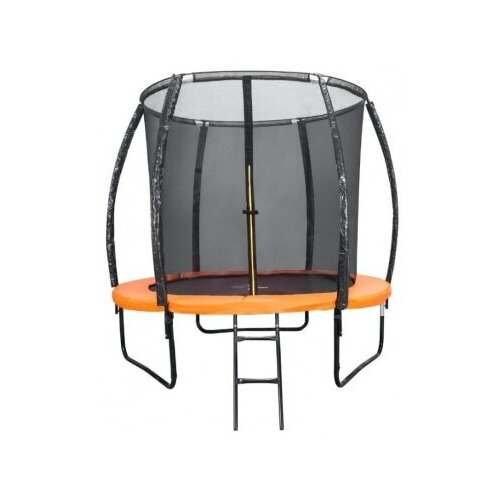 Фото - Батут детский DFC Trampoline Kengoo II 10FT-BAS-BO (305см) каркасный батут dfc trampoline kengoo ii 16ft bas bo оранжевый