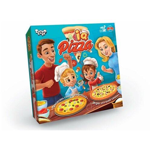 Настольная игра IQ Pizza данко-тойс G-IP-01