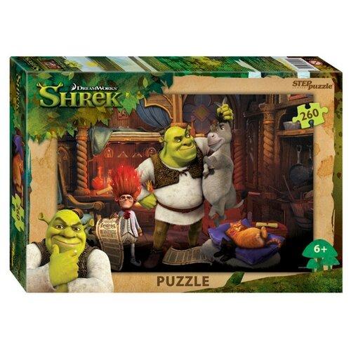 Пазл 260 эл. Shrek (DreamWorks, Мульти) арт.95092 2 шт. пазл 260 эл санторо little song