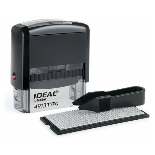 Фото - Штамп самонаборный Trodat Ideal 4913 P2 (58х22мм, 5 строк, без рамки) (154356) blackview p2 5 5 inch 4gb 64gb smartphone gray