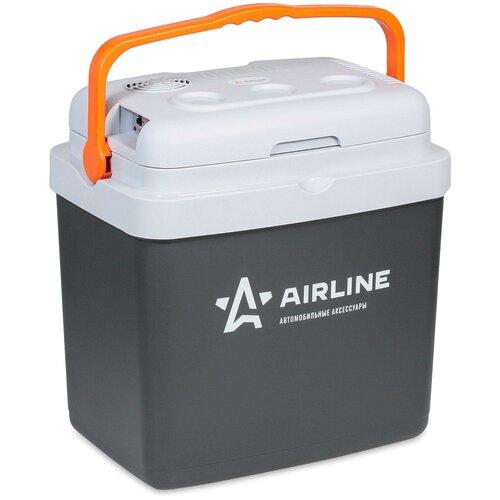 Холодильник/нагреватель автомобильный термоэлектрический (33л), 12В AIRLINE