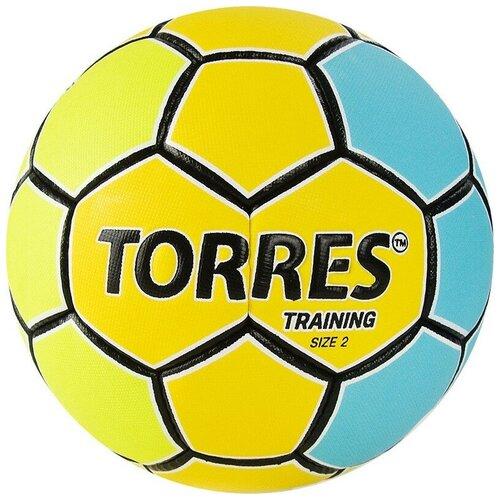 Мяч гандбольный Torres Training арт.H32152 р.2