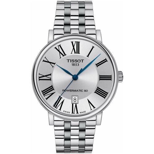 Наручные часы Tissot Carson Premium Powermatic 80 T122.407.11.033.00