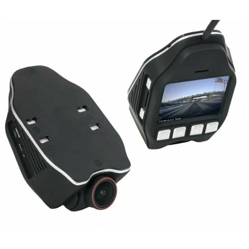 Универсальный автомобильный Full HD видеорегистратор AVEL AVS400DVR (#121)