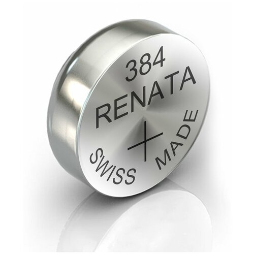 Фото - Батарейка RENATA R 384, SR41SW 1 шт. батарейка renata r 384 sr41sw 1 шт