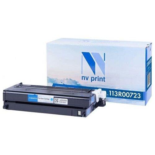 Фото - NV-Print Картридж NV-Print 113R00723 для Xerox Phaser 6180 Phaser 6180MFP 6000стр Голубой худи print bar в перспективе