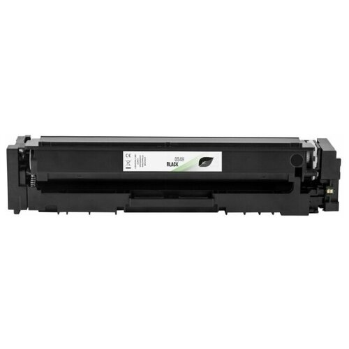 Фото - Тонер-картридж 054H Bk, черный, для лазерного принтера Canon i-SENSYS, совместимый тонер картридж 054h c 3027c002