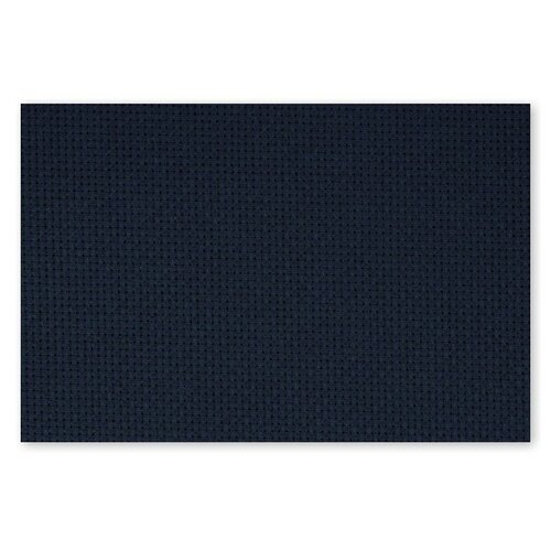 Фото - Канва для вышивания Gamma Aida, №14, 100% хлопок, 30*40 см, 5 шт, синяя (K04) канва gamma канва gamma kpl 05 пластиковая 7х7 5 см