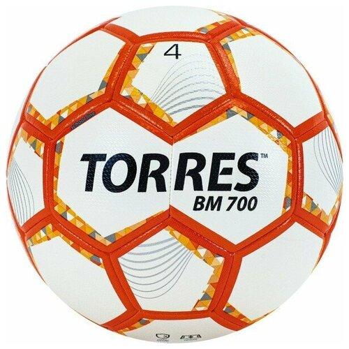 Мяч футбольный Torres BM 700 арт.F320654 р.4 мяч футбольный torres bm 700 размер 5 арт f320655