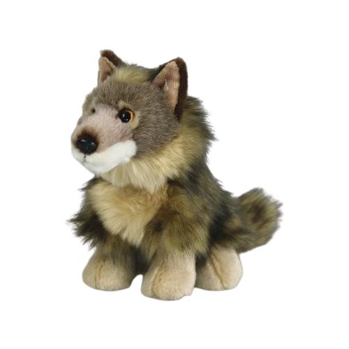 Мягкая игрушка Leosco Койот 18 см