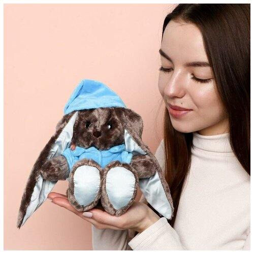 Зайки Li&Lu Мягкая игрушка «Малыш Lu», заяц