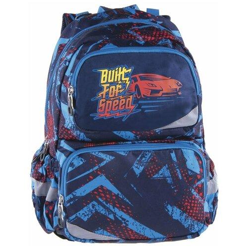 Рюкзак PULSE ANATOMIC BUILT FOR SPEED, 41х28х20см pulse рюкзак pulse scate black dot