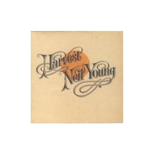 Фото - Компакт-диски, Reprise Records, NEIL YOUNG - Harvest (CD) versace young пиджак