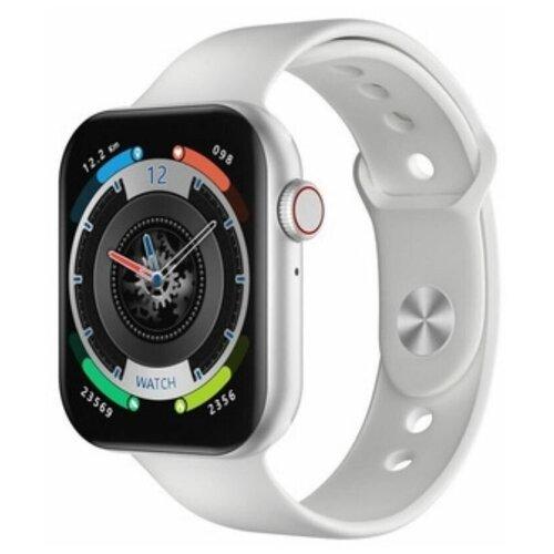 Умные часы SMART WATCH T55+(белый)