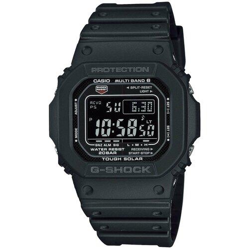 Японские наручные часы Casio G-SHOCK GW-M5610U-1BER с хронографом