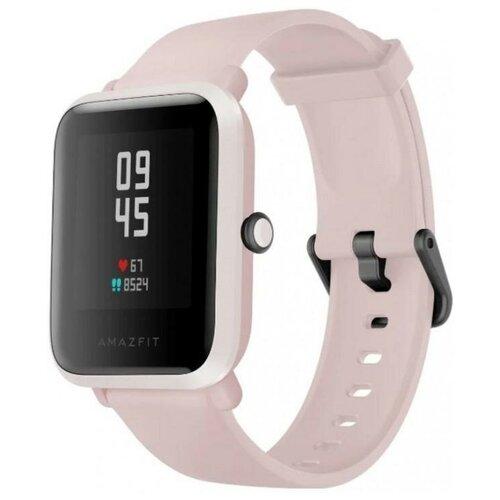 Умные часы Amazfit BIP S Нежно-розовый (RU)