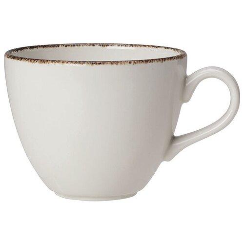 Чашка чайная «Браун дэппл», 0,17 л., 8 см., коричневый, фарфор, 1714 X0022, Steelite