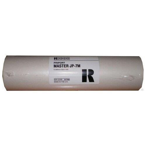 Фото - Мастер-пленка Ricoh Master Tape JP-7M (817562) 18 30mm 5m kawaii rainbow life washi tape diy decoration tape scrapbooking planner masking tape adhesive tape label stationery