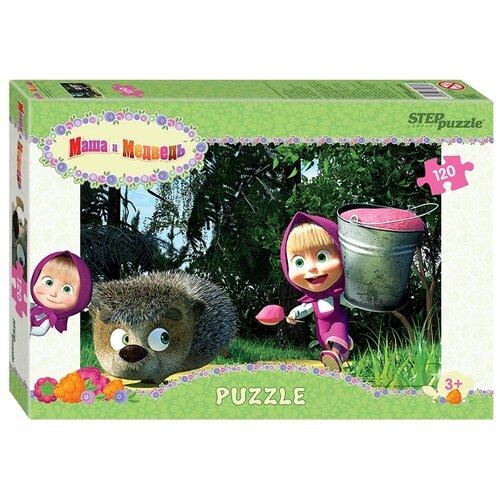 Пазл Step puzzle Маша и Медведь 2 (75160), 120 дет.