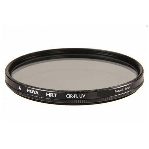 Фото - Фильтр поляризационный Hoya PL-CIR UV HRT 77mm светофильтр hoya pl cir uv hrt 82mm