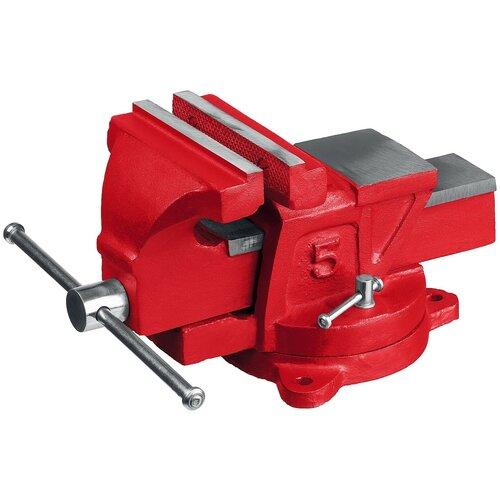 Тиски , 125 мм, слесарные тиски MIRAX 32471-12