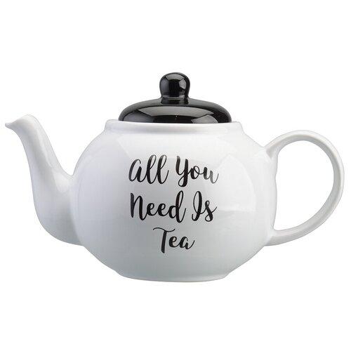 Чайник заварочный Price&Kensington Carnaby Script 1,1 л (P_0059.609)