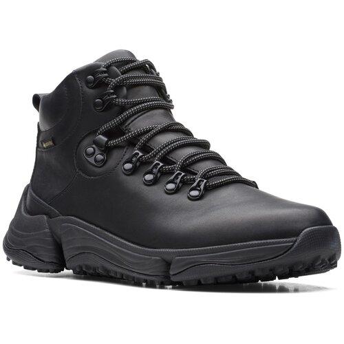 Ботинки Clarks , размер 36 , черный туфли clarks clarks cl567ambuup3