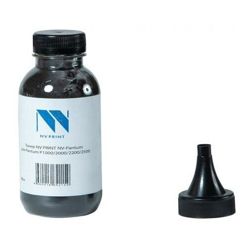Фото - NV-Print Тонер NV PRINT для Pantum PC-211RB P2200/P2207/P2507/P2500W (70г) худи print bar в перспективе