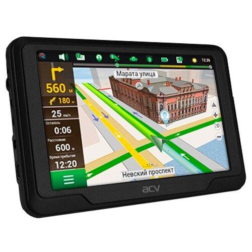 Автомобильный GPS навигатор ACV PN-5016