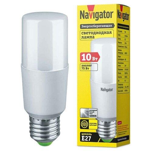 Лампа светодиодная 61 466 NLL-T39-10-230-4K-E27 Navigator 61466 (упаковка 10 шт)