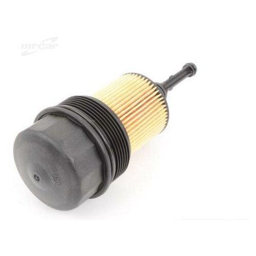 MERCEDES-BENZ 6111800210 MB611 180 02 10_крышка фильтра масла с фильтром \ MB Van