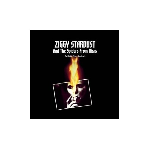 Виниловые пластинки, Parlophone, DAVID BOWIE - Ziggy Stardust And The Spiders From Mars The Motion Picture Soundtrack (2LP) david bowie ziggy stardust
