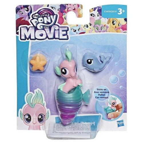 Фигурка Hasbro My Little Pony Movie Мерцание Пони малыши-гипогрифы (пони-подружки) my little pony movie мерцание пони в волшебных платьях