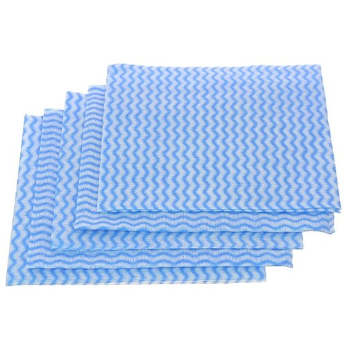 Фото - Салфетки хозяйственные 30*30 СМ набор 5 ШТ. Рыжий КОТ хозяйственные товары azur салфетки из микрофибры 5 шт