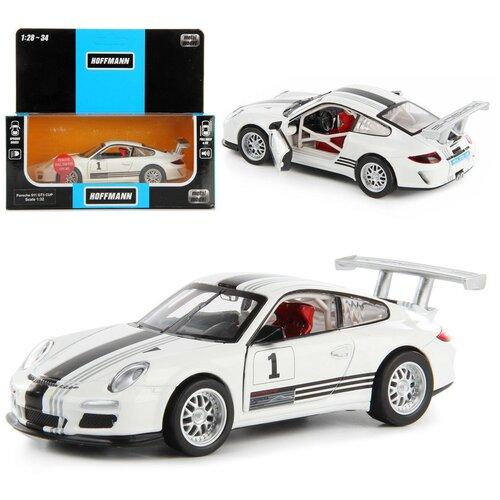 Купить Машина металлическая Hoffmann Porsche 911 GT3 Cup (997) , Машинки и техника