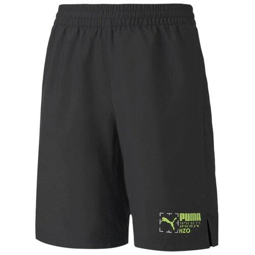 Фото - Шорты PUMA размер XS (116), черный шорты для мальчиков puma alpha размер 128 134