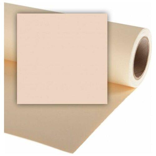 Фото - LL CO534 Бумажный фон 1.35 X 11M OYSTER фон бумажный colorama ll co531 1 35x11 м maize
