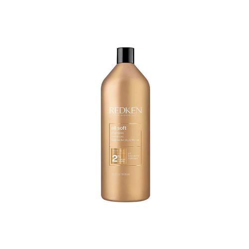 Фото - Redken All Soft Shampoo Шампунь для сухих и ломких волос 1000 мл шампунь для волос redken all soft 300 мл
