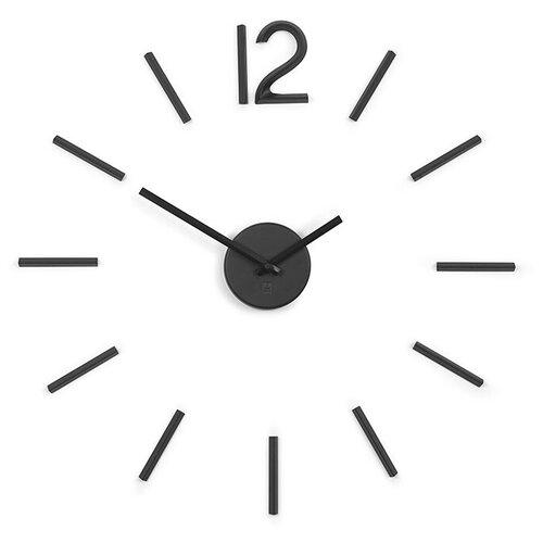 Часы настенные blink чёрные