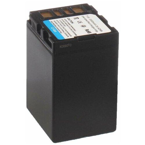 Аккумулятор iBatt iB-B1-F167 3300mAh для JVC BN-VF707U, BN-VF714U, BN-VF733, BN-VF707, BN-VF714,