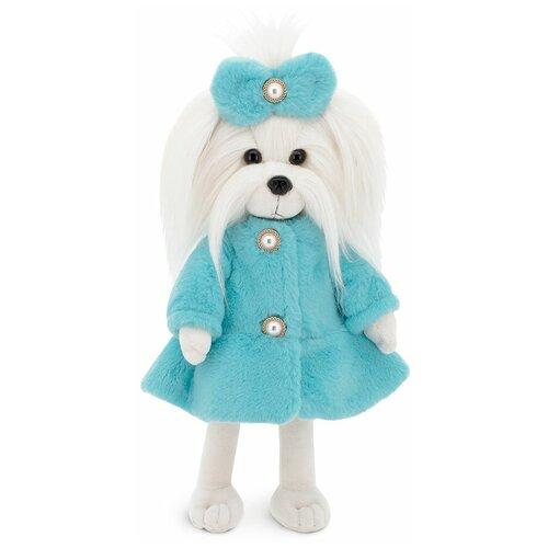 Мягкая игрушка Lucky Doggy (Лаки Доги) MIMI Мятная шубка с каркасом 36см