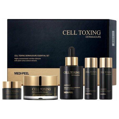 Купить Набор косметики Medi-peel Cell Toxing Dermajours Essential Set