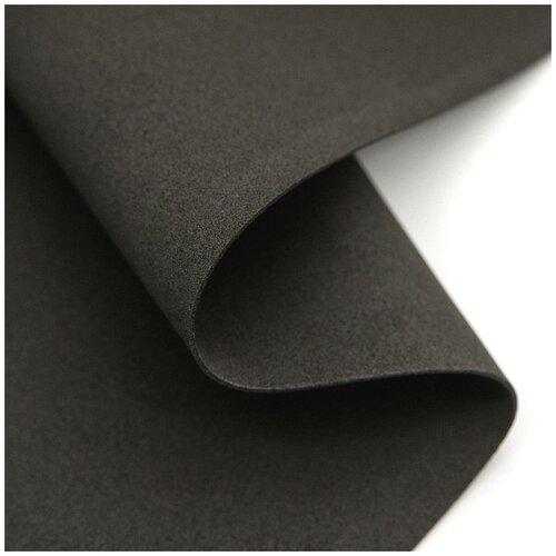 Фоамиран EVA-1010, 10 шт, 20х30 см, 1 мм., Astra&Craft (BK040 черный)