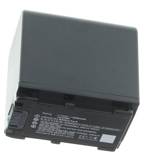 Фото - Аккумуляторная батарея iBatt 2050mAh для Sony NP-FV100A аккумуляторная батарея ibatt 850mah для pentax praktica samsung klic 7005 np 40n
