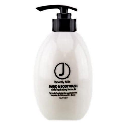 J Beverly Hills гель-мыло увлажняющее для рук и тела   J Beverly Hills Hand & Body Wash Daily Hydrating Formula 532 мл lake hills collection hssy156
