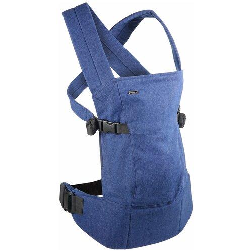 Эргорюкзак I Love Mum Симпл, синий, Рюкзаки и сумки-кенгуру  - купить со скидкой