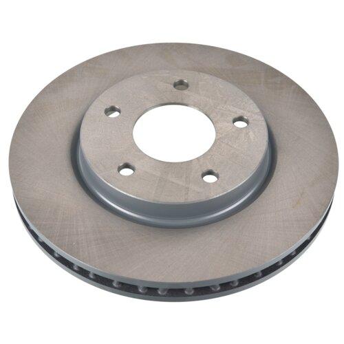 Комплект тормозных дисков передний Febi 31275 276x26 для Dodge Caliber, Mitsubishi Galant, Mitsubishi Lancer (2 шт.)