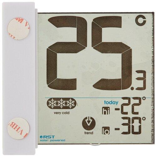 Термометр RST 01391 Термометр цифровой уличный на липучке -30-+70. выносной термометр rst rst 02711