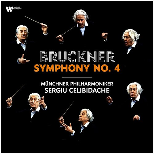 Фото - Sergiu Celibidache & Munchner Philharmoniker – Bruckner Symphony No.4 Romantic (2 LP) sibelius sibelius symphony no 2